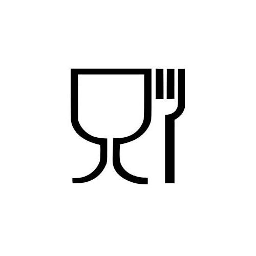Simbolo alimenti per MOCA