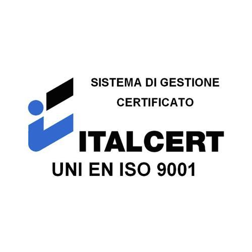ITALCERT ISO 9001