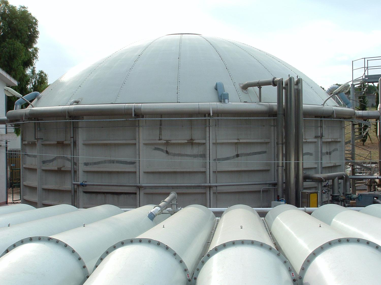 Coperture Vetroresina Progettate per gli impianti di depurazione e le vasche di trattamento dei liquami