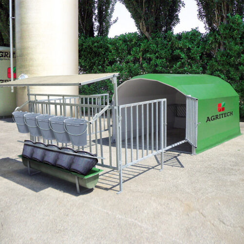 Box per Vitelli Mod. AGRIBOX5C