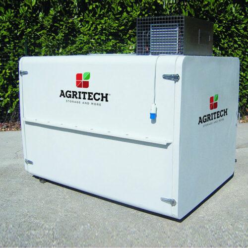 Box frigo in poliestere isolato, Mod. AGRICOOL120